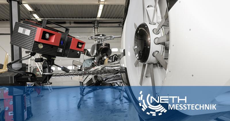 Bochum 3D Scanner Messtechnik Neth