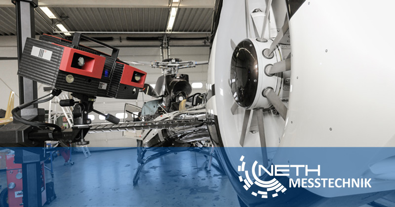 Essen 3D Vermessung Messtechnik Neth